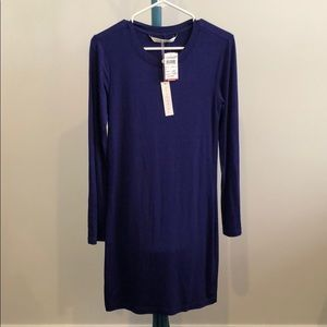 NWT Trina Turk Long Sleeve Bodycon Dress